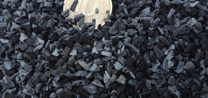 Активированный уголь БАУ-А за 24 900 рублей  1 м3, без НДС